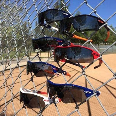 prizm oakley baseball